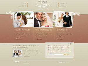 web wedding