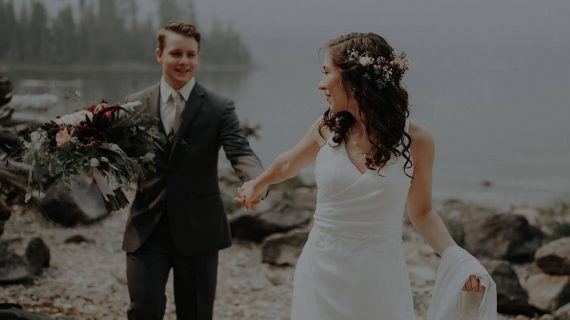 Video Wedding invitation Murah